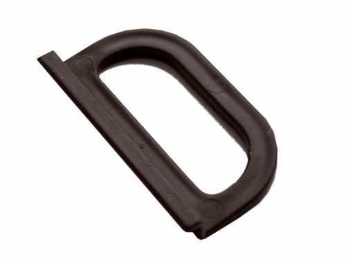 Ручка большая для москитной сетки коричневая.